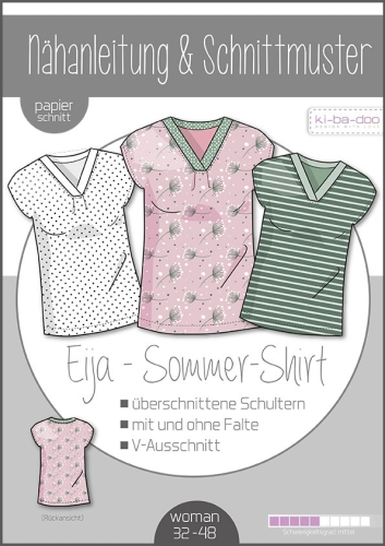 EIJA Sommershirt Woman