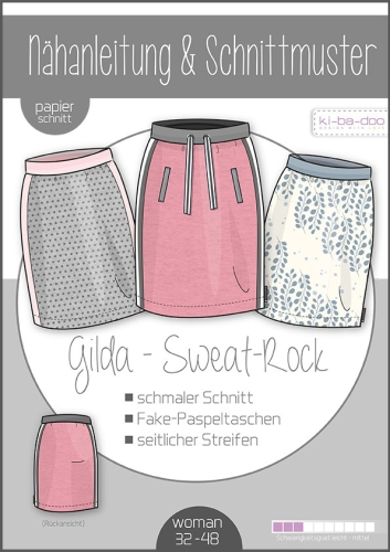 Sweat Joggin-Rock Gilda Damen