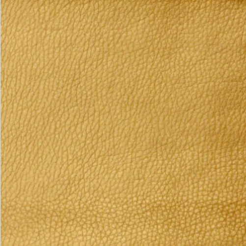 Kunstleder – Metallic (gold)