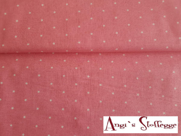 Sternen 2mm rosa