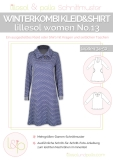 Winterkombi Kleid & Shirt No.13